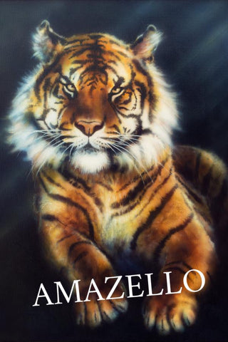5D Diamond Painting Tiger Portrait **exclusive collection**