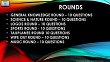 A08 V1 Seventy Question Seven Round Quiz