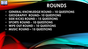 A07 V1 Seventy Question Six Round Quiz