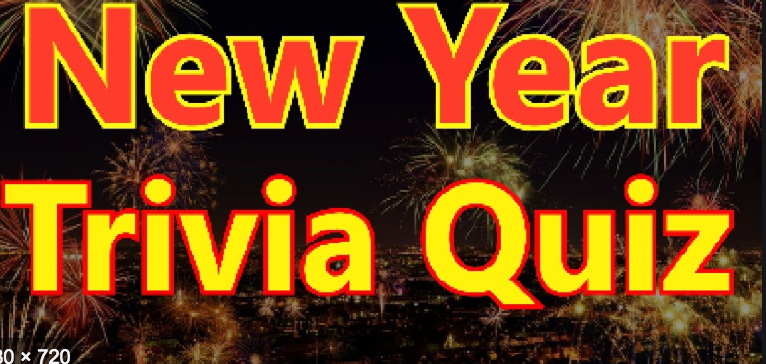 New Year Quiz in PDF Format