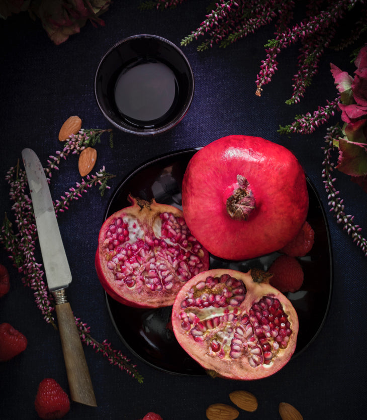 Pomegranate - Fertility Superfood