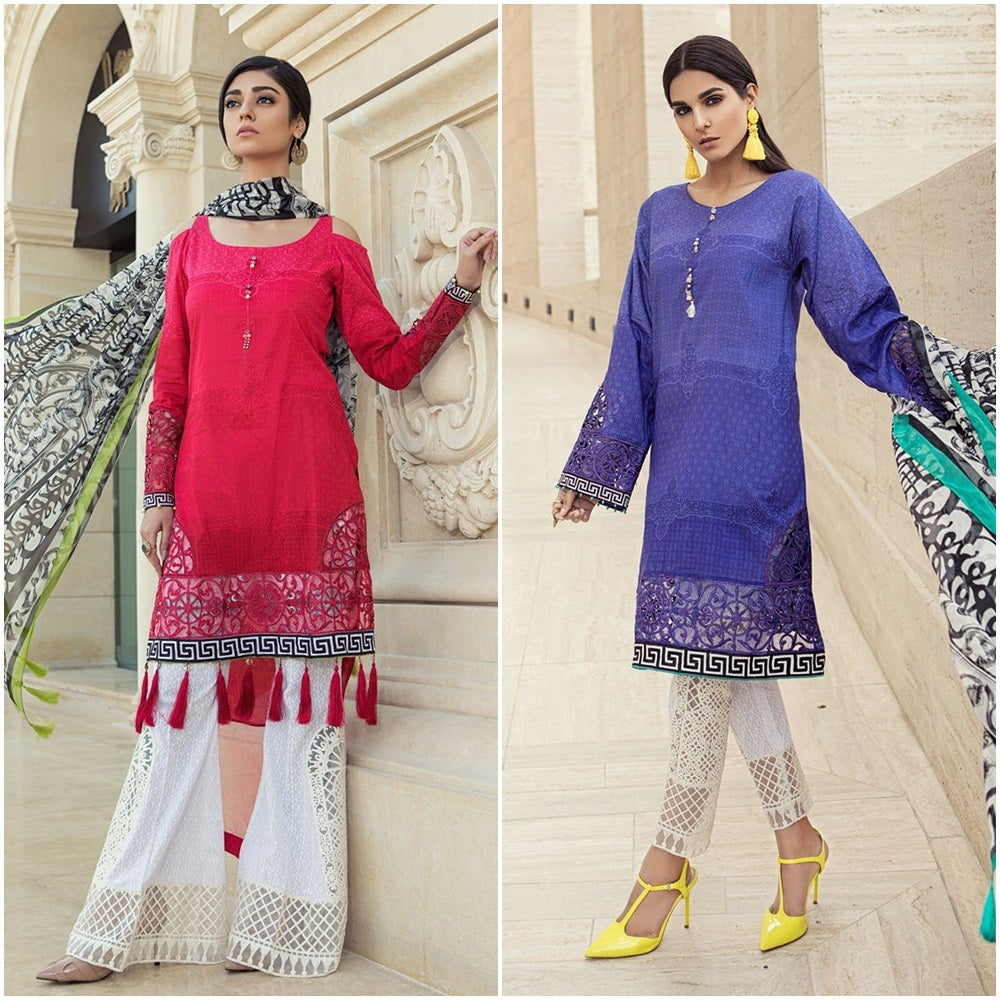 women Lawn Collection