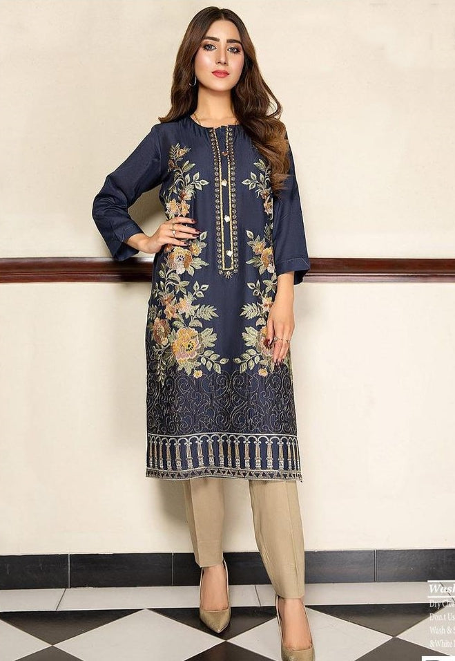 Limelight LT-586 Embroidered Three Piece Lawn Collection