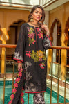 Charizma CH-445 Black  Embroidered Lawn Three Piece Summer Collection