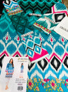 Sifona Design#08 Printed Airjet Lawn 3 pc