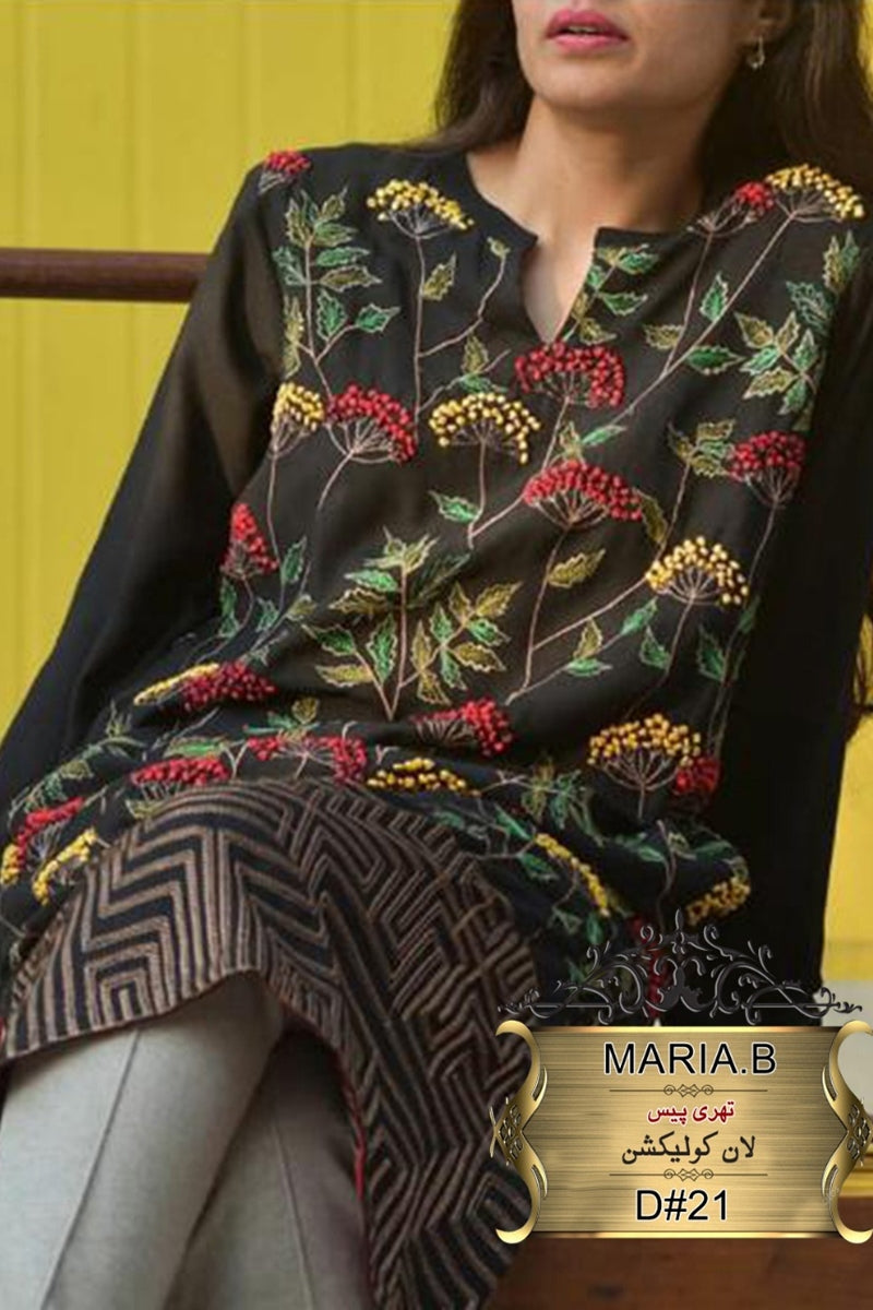 Maria B Design # 21  Eid Collection