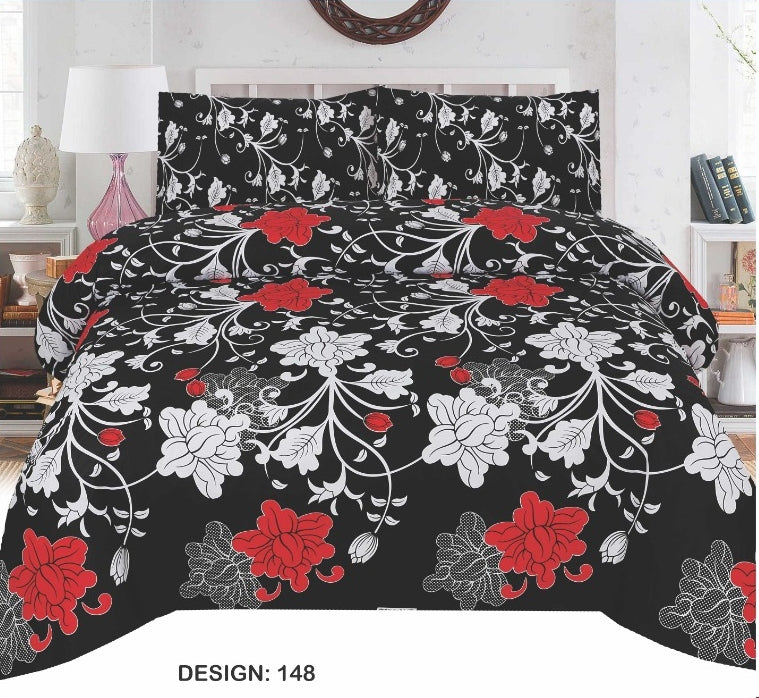 ChenOne D#148 Pure Cotton PC Bedsheet