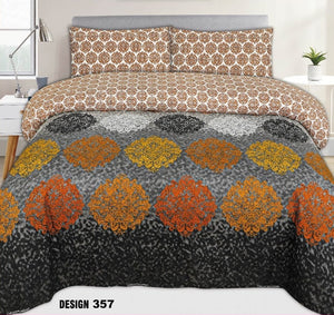 ChenOne D#367 Pure Cotton PC Bedsheet