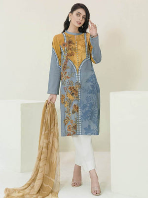 Limelight LT-570 Embroidered Three Piece Linen Collection
