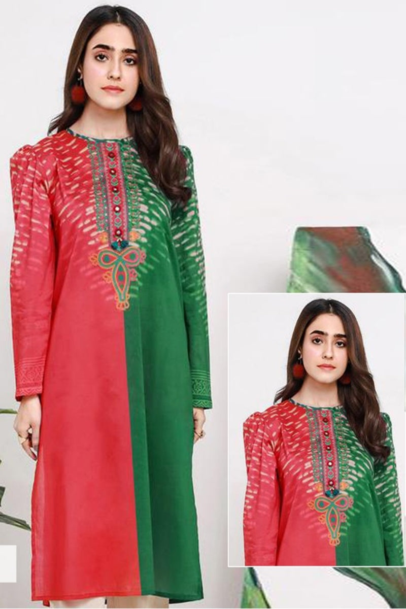 Limelight LT-82 Lawn three piece suit Summer Collection