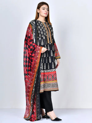 Limelight LT-2022  Embroidered Three Piece Lawn Collection