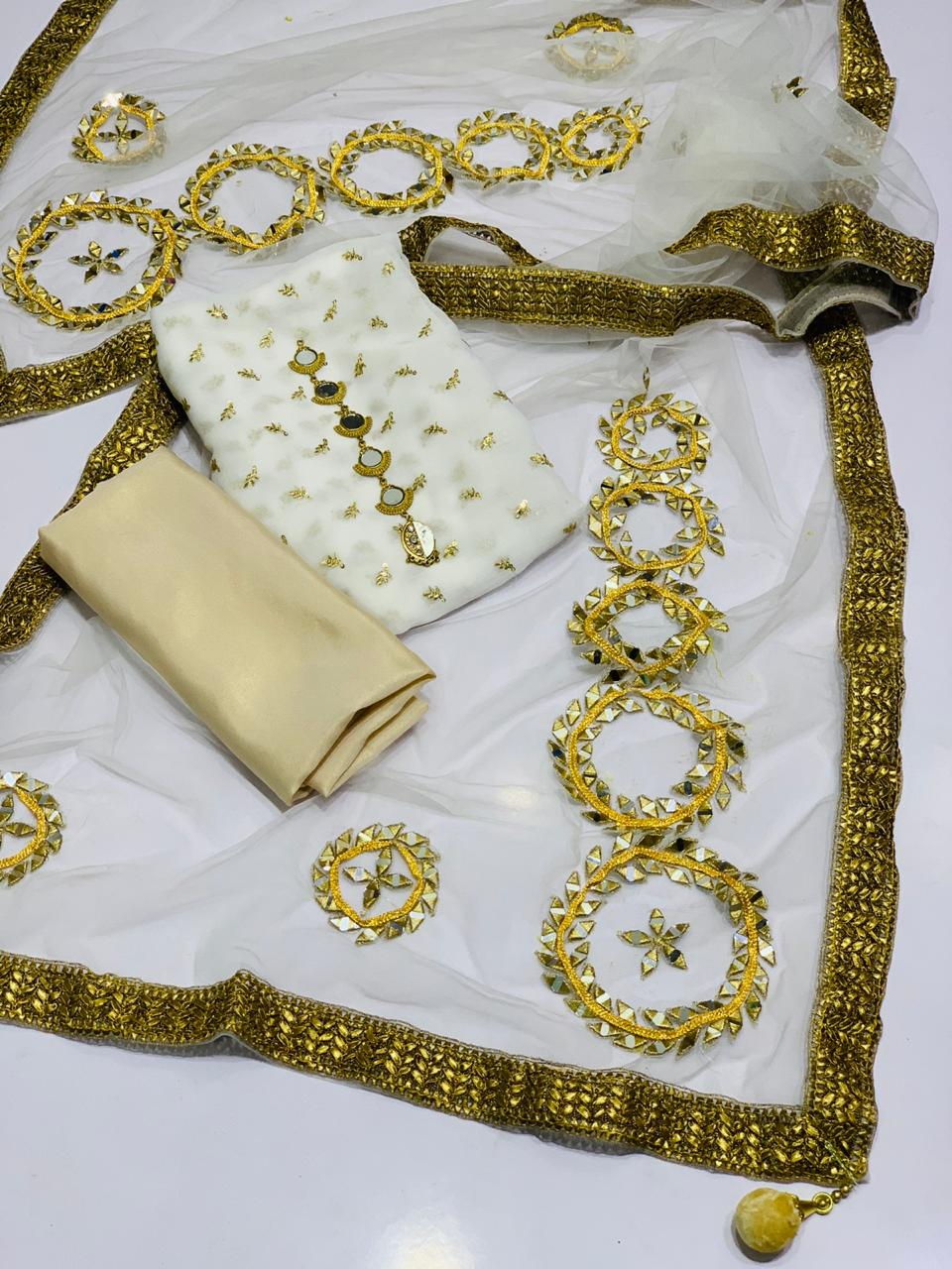 Fancy_Wedding_Collection Fcc-01 White