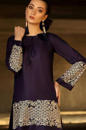 Female Choice FCC-5090 (Khaddar) Embroidered two piece Khaddar Collection