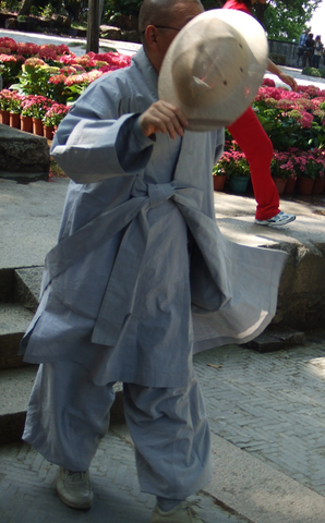 Korea China Chan Monk Clothing Styles