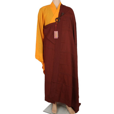 Buddhist 9 stripe Buddha Robe Cassock Ceremony Vestment