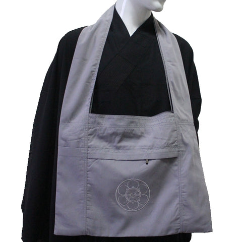 Kwan Um School Zen Buddhist Monk Bag Embroidered Design