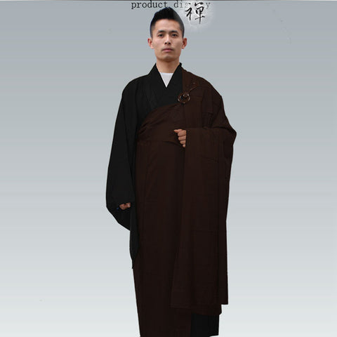 Buddhist Manyi Upasaka Precepts Jukai Ordination Kesa Ceremony Robe