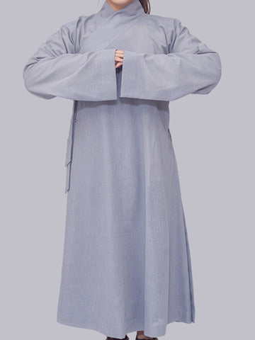 Vietnamese Asian Buddhist Zen School Monk Meditation Robe Order