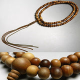 fragrant natural sandalwood zen meditation malas beads design