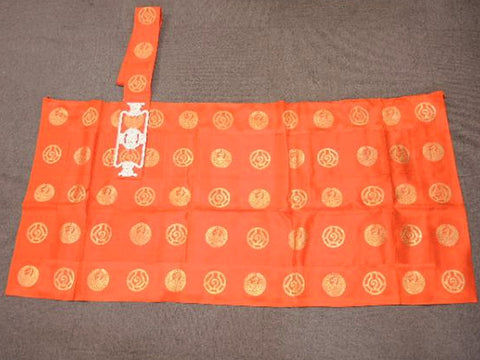 Okesa Robe, Japanese Honmon Butsu-ryu Buddhist Monk Ceremony Clothing Wear