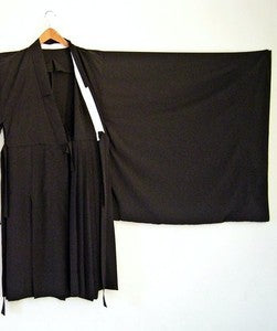 Custom-made Koromo,100% Silk Premium Meditation Ceremony Robe,Soto Shingon Nichiren Jodo shinshu Hoi