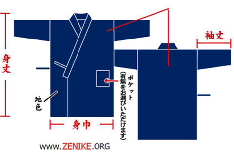 SAMUE JACKET,SAMUGI STYLE,JAPAN SAMU UNIFORM,JAPANESE ZEN STYLE,CUSTOM-MADE FITTING