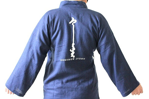 Samue with Personal or Group Design Logo etc Martial Arts,Meditation Monk or Daily Suit