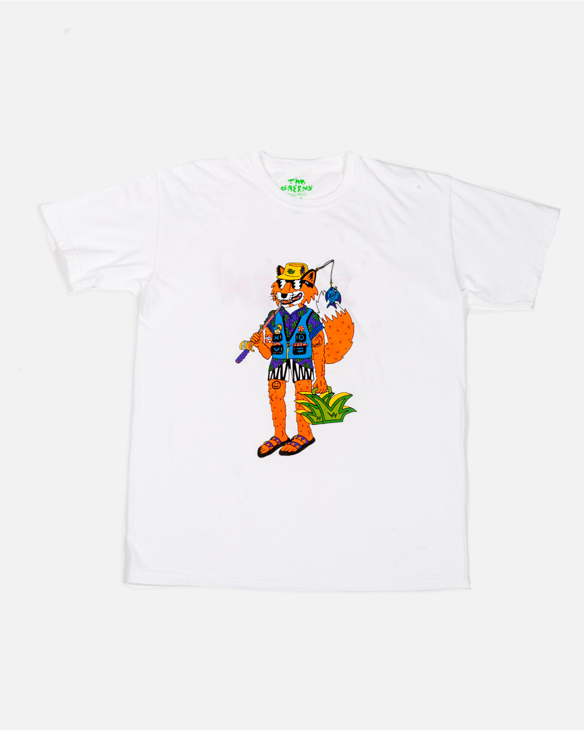 Gone Fishing Tee