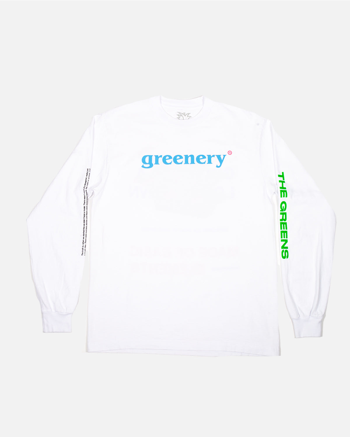Greenery Elemental Long Sleeve