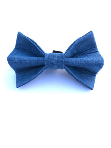 Denim Days Bow