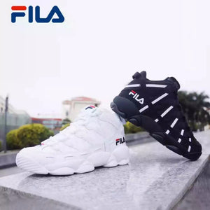 8fb7a0222071 FILA Running Shoes black white size 36-39 – BlackPunch