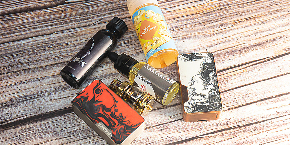 how to choose eliquid