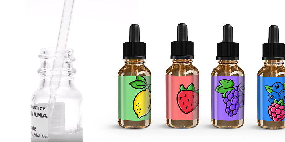 how to make vape ejuice