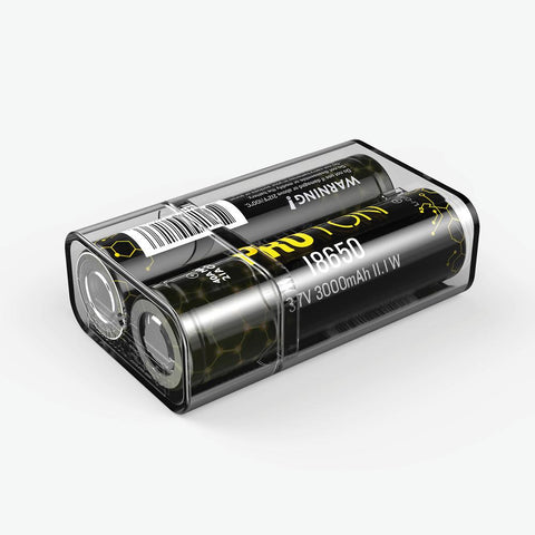 BlackCell 18650 Proton Li-ion Rechargeable Battery
