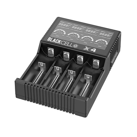 Blackcell X4 LCD Charger (fast charging)