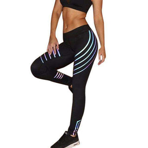 Star Gizmos:Glow In The Dark Womens Leggings,leggings