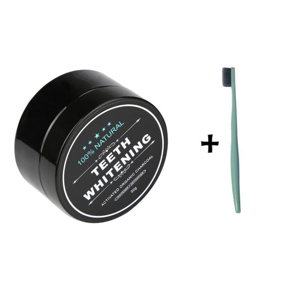 All Natural Organic Activated Charcoal Powder