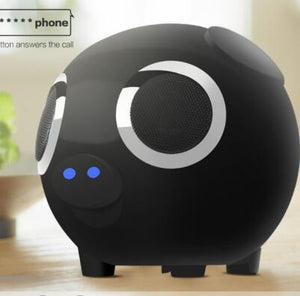 2 in 1 Portable Pig Speaker