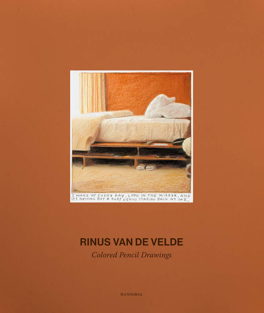 Rinus Van de Velde | Colored Pencil Drawings