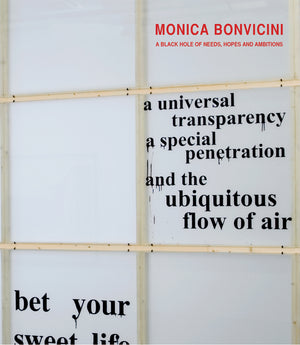 Monica Bonvicini | A black hole of needs, hopes and ambitions