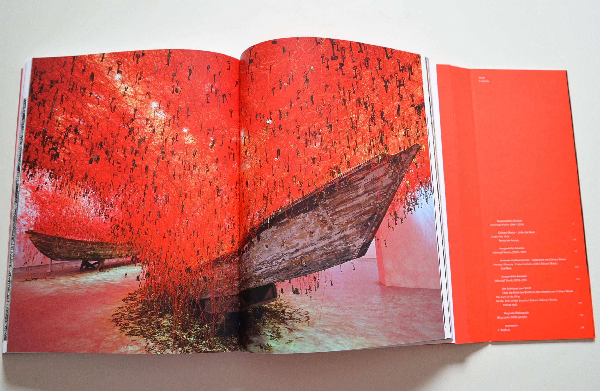 Chiharu Shiota | Under The Skin