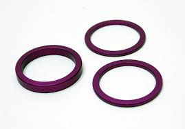 Headset Spacer Anodised Gloss