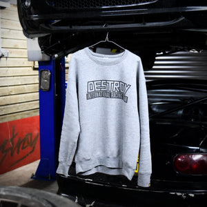 'International Racing Team' Sweater