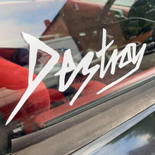 Destroy Or Die 'OG Logo' Sticker