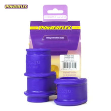 Powerflex Manual Steering Rack Mounting Bushes Kit - MX-5, Miata, Eunos Mk1 NA (1989-1998) - PFF36-108
