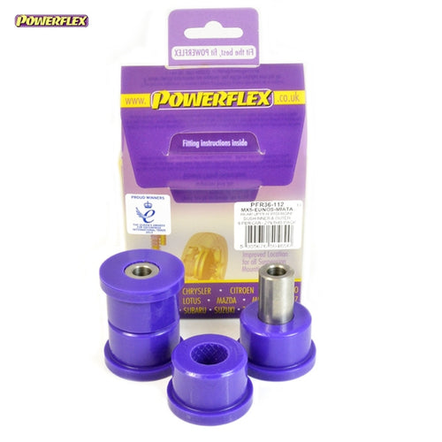 Powerflex Rear Upper Wishbone Inner Bushes - MX-5, Miata, Eunos Mk1 NA (1989-1998) - PFR36-112