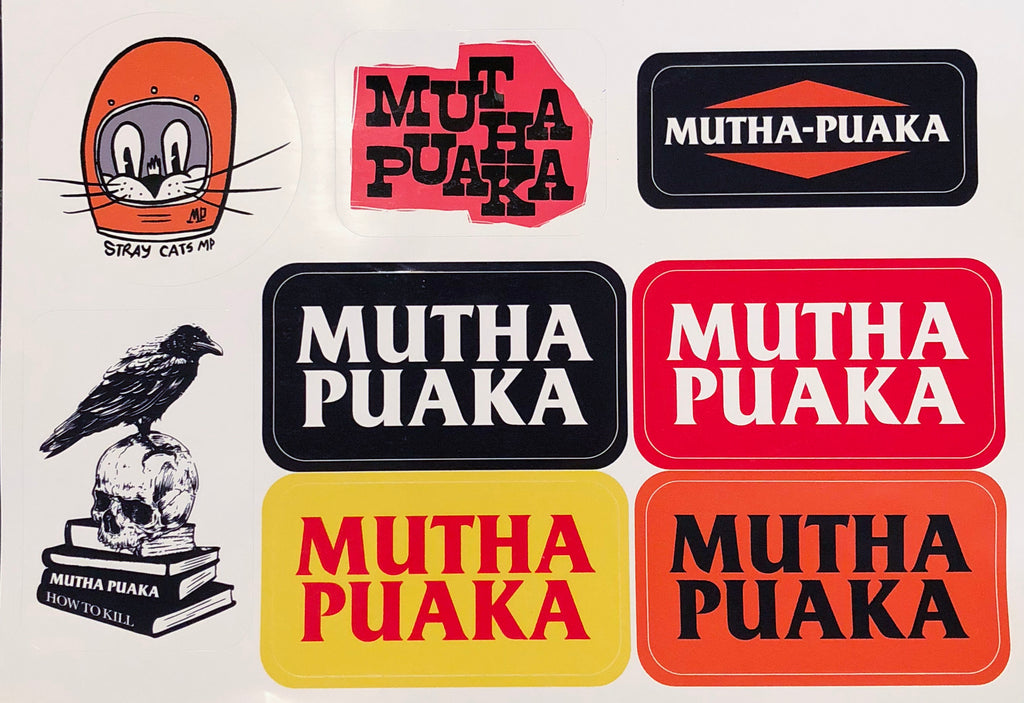 MP STICKER JUMBO PACK