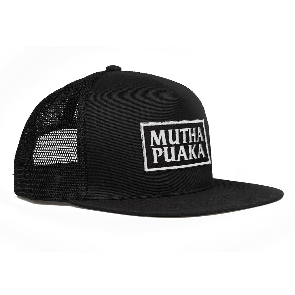MP LOGO TRUCKER HAT