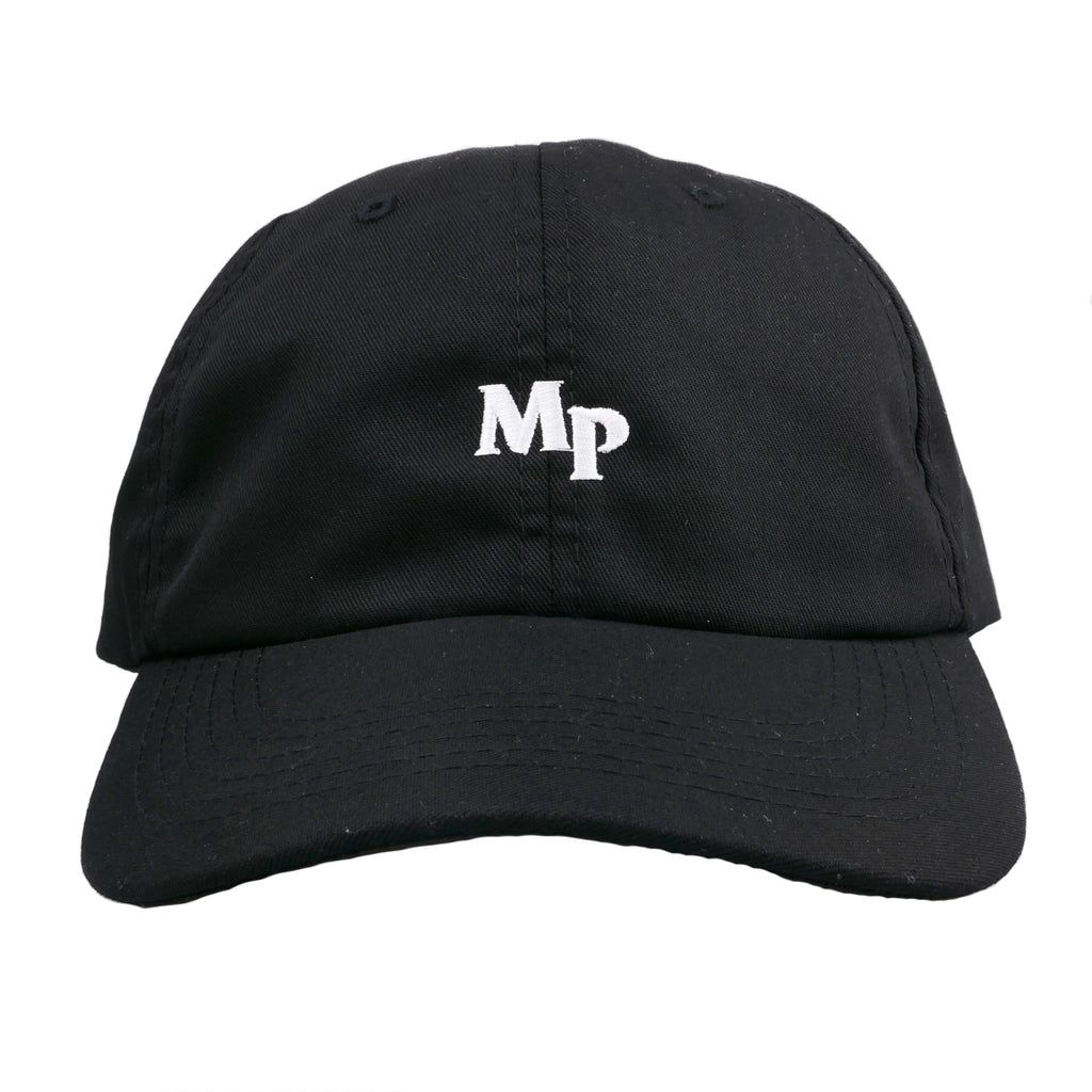 MP LETTERS DAD HAT (White)