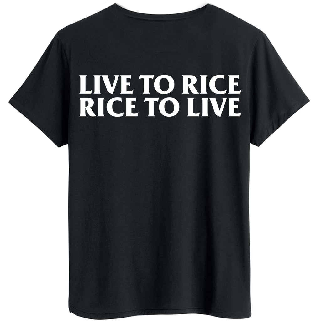 LIVE TO RICE